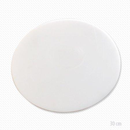 Tabua de Polietileno Redonda - Pizza 40cm