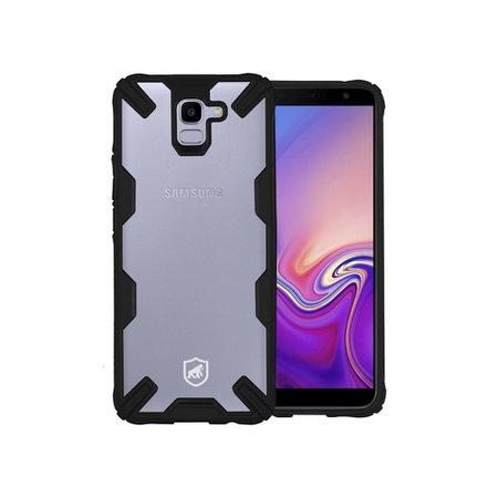 Capa Spider Preta para Samsung Galaxy J6 - Gorila Shield