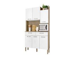 Cozinha Compacta Kits 6 Portas 2478 Modena