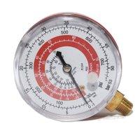 Manômetro Analógico Gallant de Alta Pressão R410A - R22 - R134A - R404A
