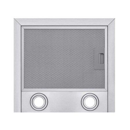 Coifa de Parede Gallant Milano Quadrada Inox 40 cm