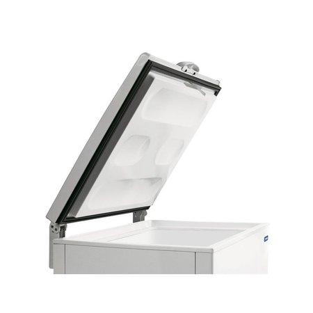 Freezer Horizontal Metalfrio 1 Porta 293L Branco