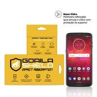 Película de Nano Vidro Motorola Moto Z3 Play - Gorila Shield