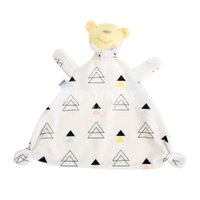 Naninha para Bebê Estampa New York Triângulo Colorido