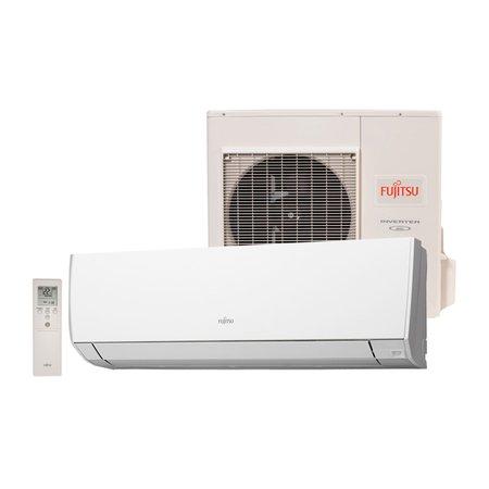 Ar-Condicionado Split High Wall Inverter Fujitsu 12000 Btus Frio 220v 1F ASBG12JMCA F