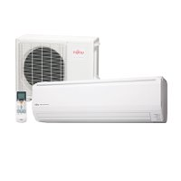 Ar-Condicionado Split High Wall Inverter Fujitsu 18000 Btus Frio 220V 1F ASBG18JFBB