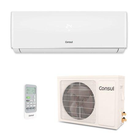 Ar-Condicionado Split Hw On/off Consul 9000 Btus Quente/frio 220v Monofasico CBP09CBBNA