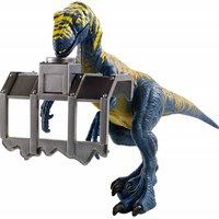 Figura Velociraptor e Microceratus Jurassic World FTD13- MATTEL