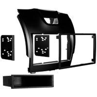 Moldura 1 e 2 Din Black Piano GM S10 e Trailblazer 2012 em Diante AP876