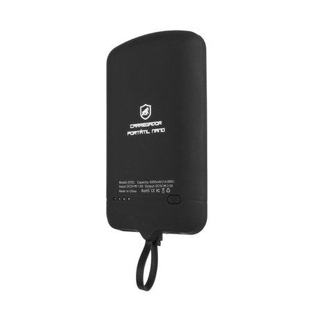 Carregador Portátil Nano Snap Micro USB V8 - Gorila Shield