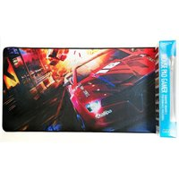 Mouse Pad Gamer Extra Grande 700x350x3mm Base Antiderrapante Carro de Corrida Exbom MP7035C