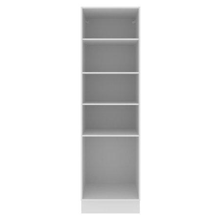 Paneleiro Madesa Glamy 100% MDF 60 cm 2 Portas