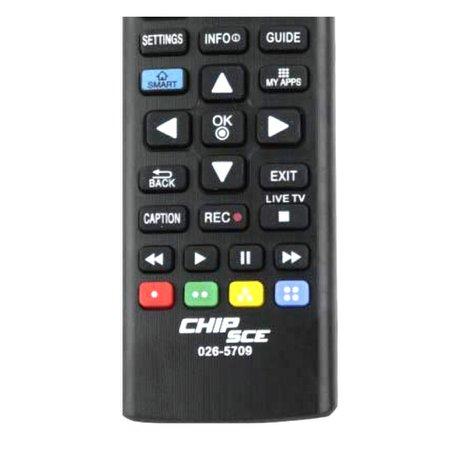 Controle LG TV LED Smart 3D Akb73975702/09 026-5709