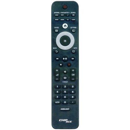 Controle Philips Ambilight Blu-Ray 026-8757