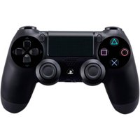 Controle Dualshock Ps4 sem fio Sony - Preto