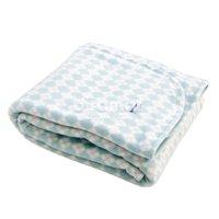 Cobertor de Enrolar para Bebê Microsoft London Azul