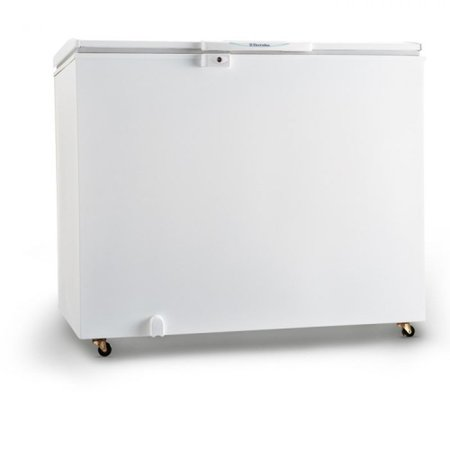 Freezer Electrolux 1 Porta Horizontal 305 Litros Branco Cycle Defrost