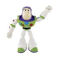 Toy Story 4 Figura Flexível Bendy Buzz Lightyear - Mattel