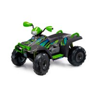 Quadriciclo Elétrico Polaris Sportsman 12V 700 Twin Lime - Peg Pérego