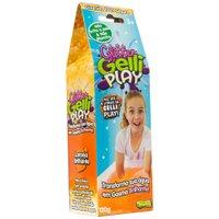 Glitter Gelli Play Laranja - Sunny