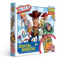 Jogo Aventura dos Brinquedos Toy Story 4 - Toyster