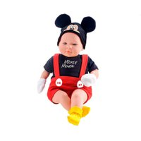 Boneco Mickey Classic Doll Recém-nascido - Roma
