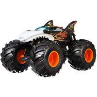 Hot Wheels Monster Trucks Shark Wreak - Mattel