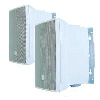 JBL Selenium C521B Par de Caixas de som para ambiente interno e externo 40 watts Branco