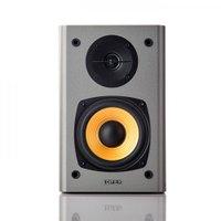 Caixa de som Monitor de Áudio Edifier R1000T4 2.0ch 24W RMS Bivolt Madeira