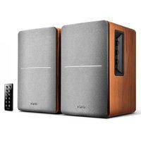 Caixa de som Monitor de Áudio Edifier R1280DB Bluetooth 2.0ch 42W RMS Bivolt Madeira