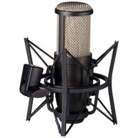 Microfone Condensador de diafragma grande AKG Perception P220 Preto