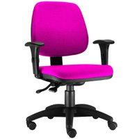Cadeira Giratória Job Suede Executiva Ergonomica Escritório - Lyam Decor