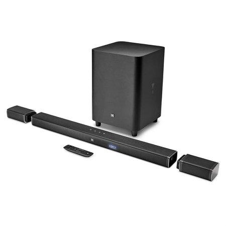 Soundbar JBL Bar 5.1 Com Subwoofer e Alto falantes sem Fio 10
