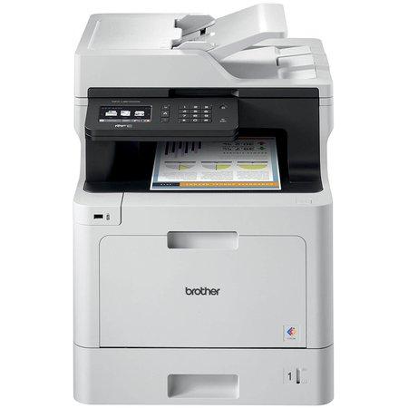 Impressora Multifuncional Brother Laser Colorida MFC-L8610CDW 110V