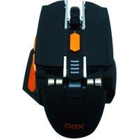 Mouse Gamer Oex Cyber MS306 - 5200dpi - 7 Botões - Ajuste de Peso