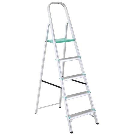 Escada de Alumínio Classic Tramontina 5 Degraus 91850105