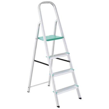 Escada de Alumínio Classic Tramontina 4 Degraus 91850104