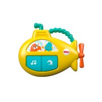 Fisher Price Submarino Musical On The Go - Mattel