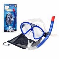 Conjunto Mergulho Infantil Winmax WMB07514d Azul