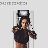Academia de Porta Torre de Exercícios Ahead Sports TUFT