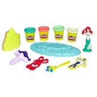 Play Doh Conjunto Casamento Fundo do Mar - Hasbro