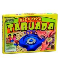 Jogo Pega-pega Tabuada - Grow