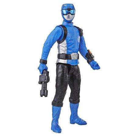 Boneco Power Rangers Azul - Hasbro