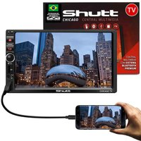 MP3 MP5 Player Automotivo Shutt Chicago TV 7