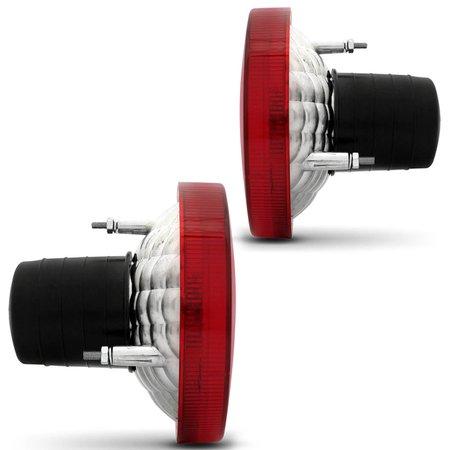 Lanterna Traseira Pajero Sport 2007 a 2011 TR4 2007 a 2009 L200 2004 a 2010 Rubi