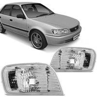 Lanterna Pisca Dianteira Corolla 1998 1999 2000 2001 2002 Seta