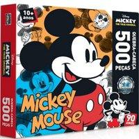 Quebra Cabeça Mickey 90 Anos 500 Peças - Toyster