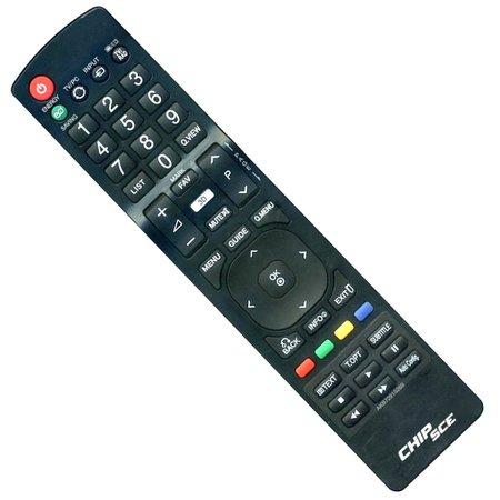 Controle LG TV LED Smart 3D Abk72915269 026-5269