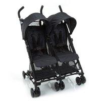 Carrinho de Bebê Nano Two Black - Safety