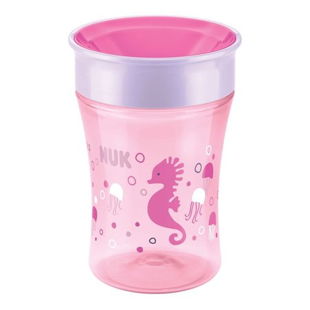 Copo Antivazamento Magic Cup 230ml Rosa - Nuk
